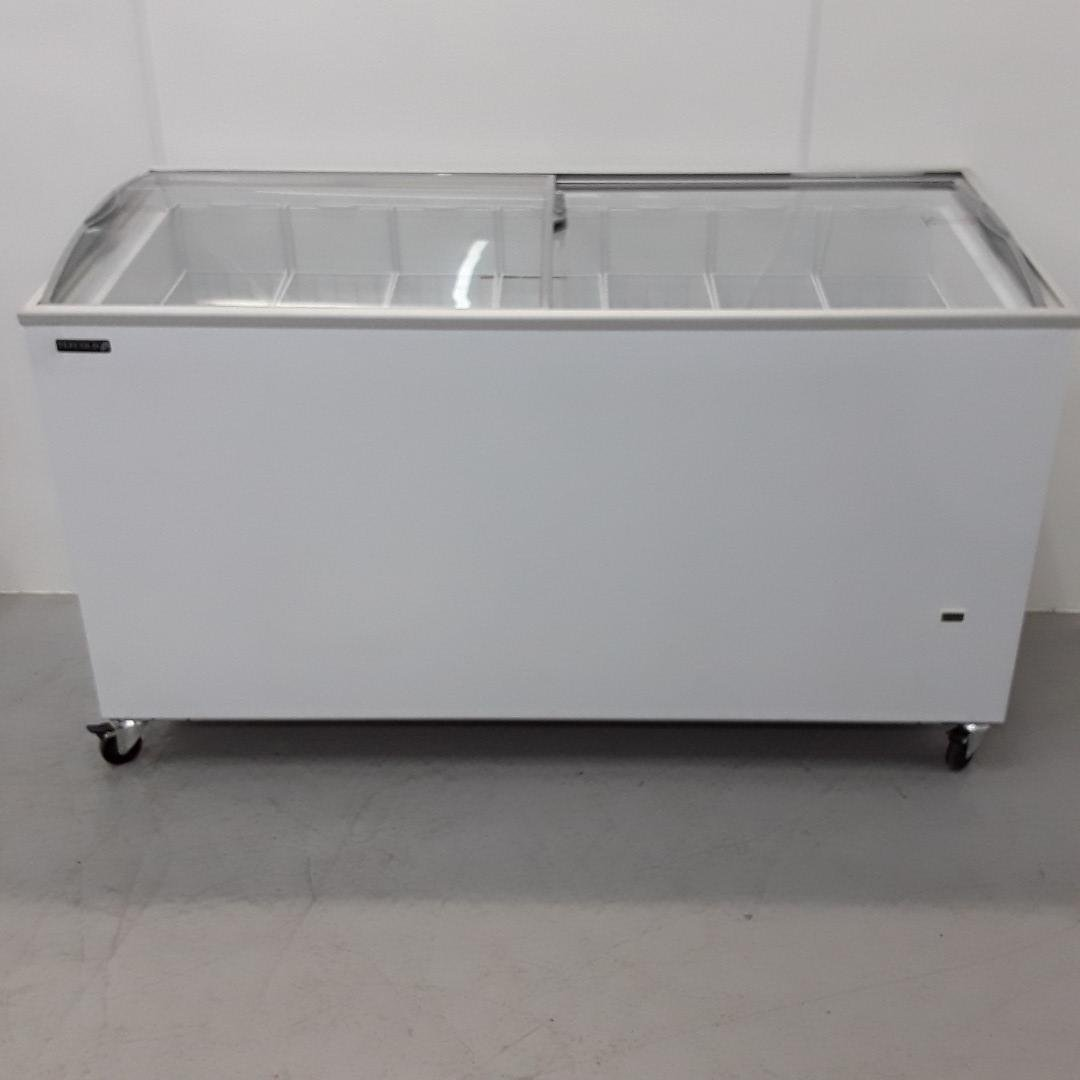 New B Grade Tefcold ICP5000 Ice Cream Display Freezer For Sale