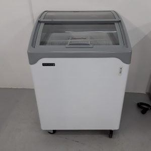 New B Grade Tefcold NIC100 Ice Cream Display Freezer For Sale