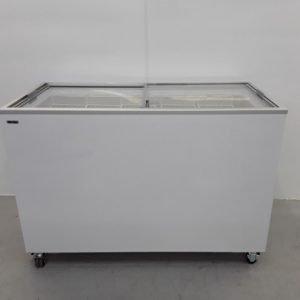 New B Grade Derby EK46ST Ice Cream Display Freezer For Sale