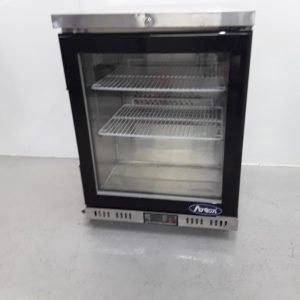 Used Atosa MBC24G Single Display Fridge For Sale