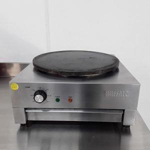 Used Buffalo CT931 Crepe Pancake Maker For Sale
