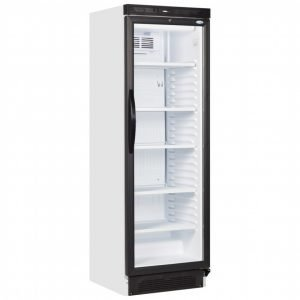 Brand New Interlevin SC381B Upright Display Fridge For Sale