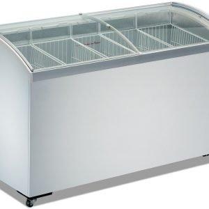 Brand New Derby EK57C Ice Cream Display Freezer For Sale