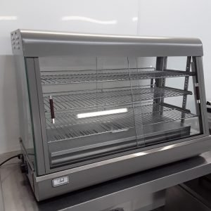 New B Grade Infernus Inf 900 Heated Display Food Warmer For Sale
