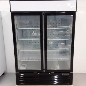 New B Grade Interlevin LGF5000 Double Display Freezer For Sale