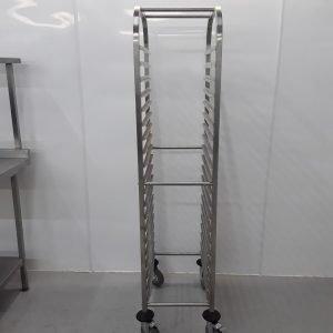 Ex Demo Vogue  Gastro Trolley For Sale