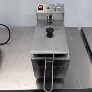 New B Grade Buffalo FC255 Single Table Top Fryer 3L For Sale
