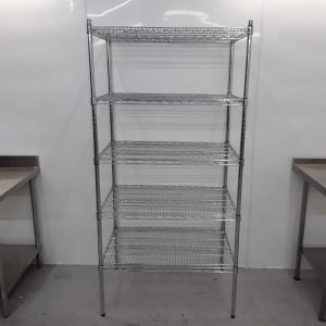 New B Grade   5 Tier Rack Shelves For Sale
