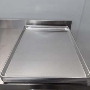 New B Grade Vollrath  Stainless Steel Baking Tray X 5 For Sale