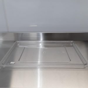 New B Grade Cambro  Polycarbonate Tray X 5 For Sale