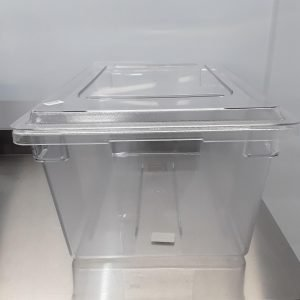 New B Grade Cambro  Polycarbonate Food Storage Box For Sale