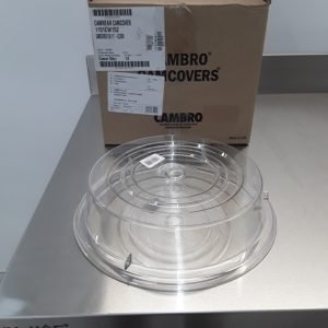 New B Grade Cambro  Plate Covers X 12 For Sale