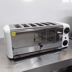 Used Rowlett DR071 6 Slot Toaster For Sale