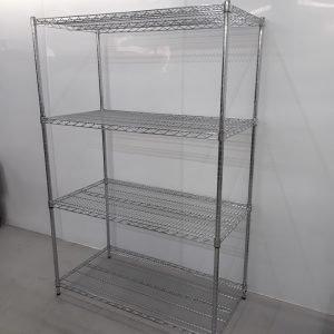 New B Grade   4 Tier Rack Shelves For Sale