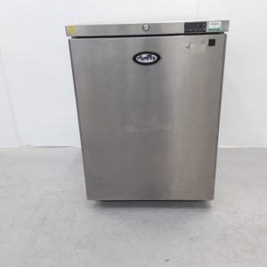 Used Foster HR150 Stainless Single Under Counter Fridge For Sale