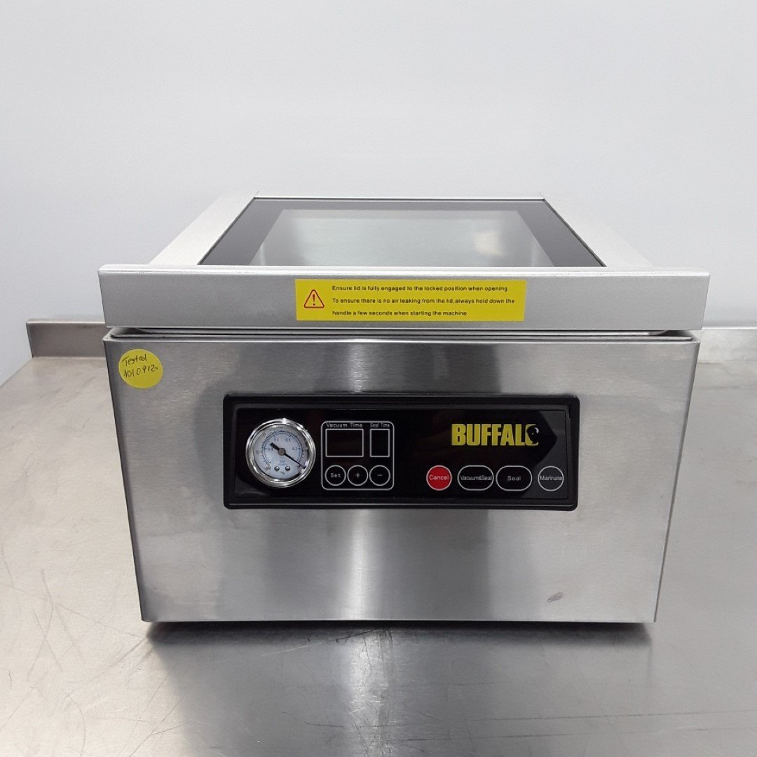Used Buffalo CT014 Vac Pack Machine For Sale
