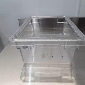 New B Grade Cambro  Polycarbonate Food Storage Box For Sale