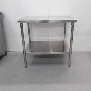 Used Imettos  Stainless Steel Table For Sale