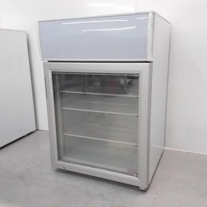 New B Grade Tefcold UF-100GCP Display Freezer For Sale