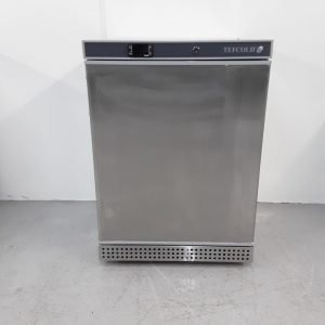 New B Grade Tefcold UR200SB Stainless Under Counter Fridge For Sale