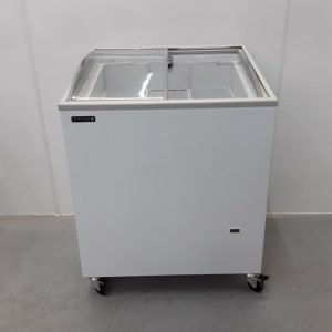New B Grade Tefcold ICB200SCEB Ice Cream Display Freezer For Sale