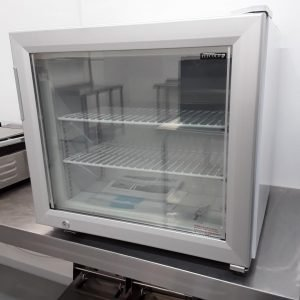 New B Grade Tefcold UF50G Single Display Freezer For Sale