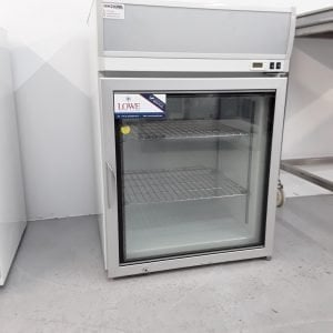 Used Polar CD611 Single Under Counter Freezer For Sale