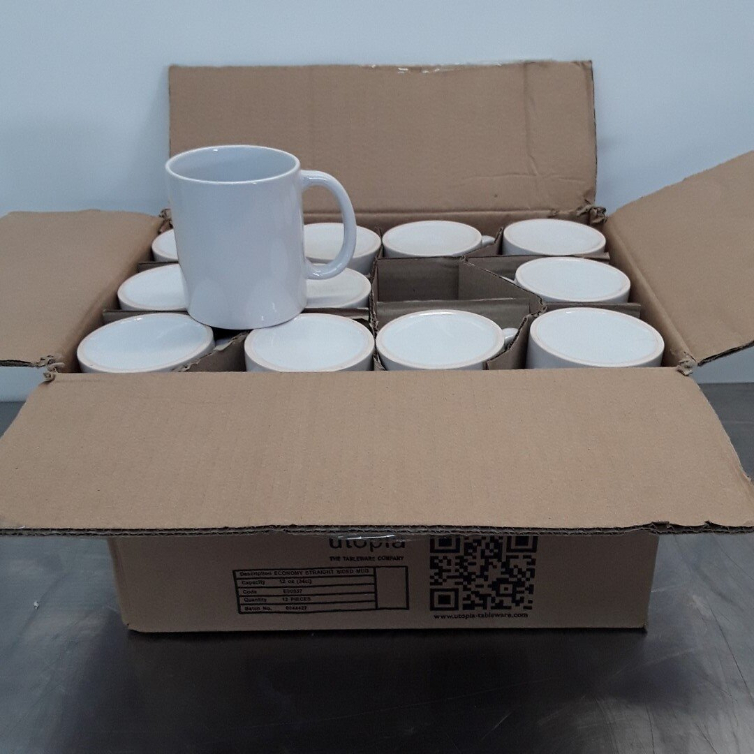 Brand New Utopia E90037 24 X Mugs For Sale