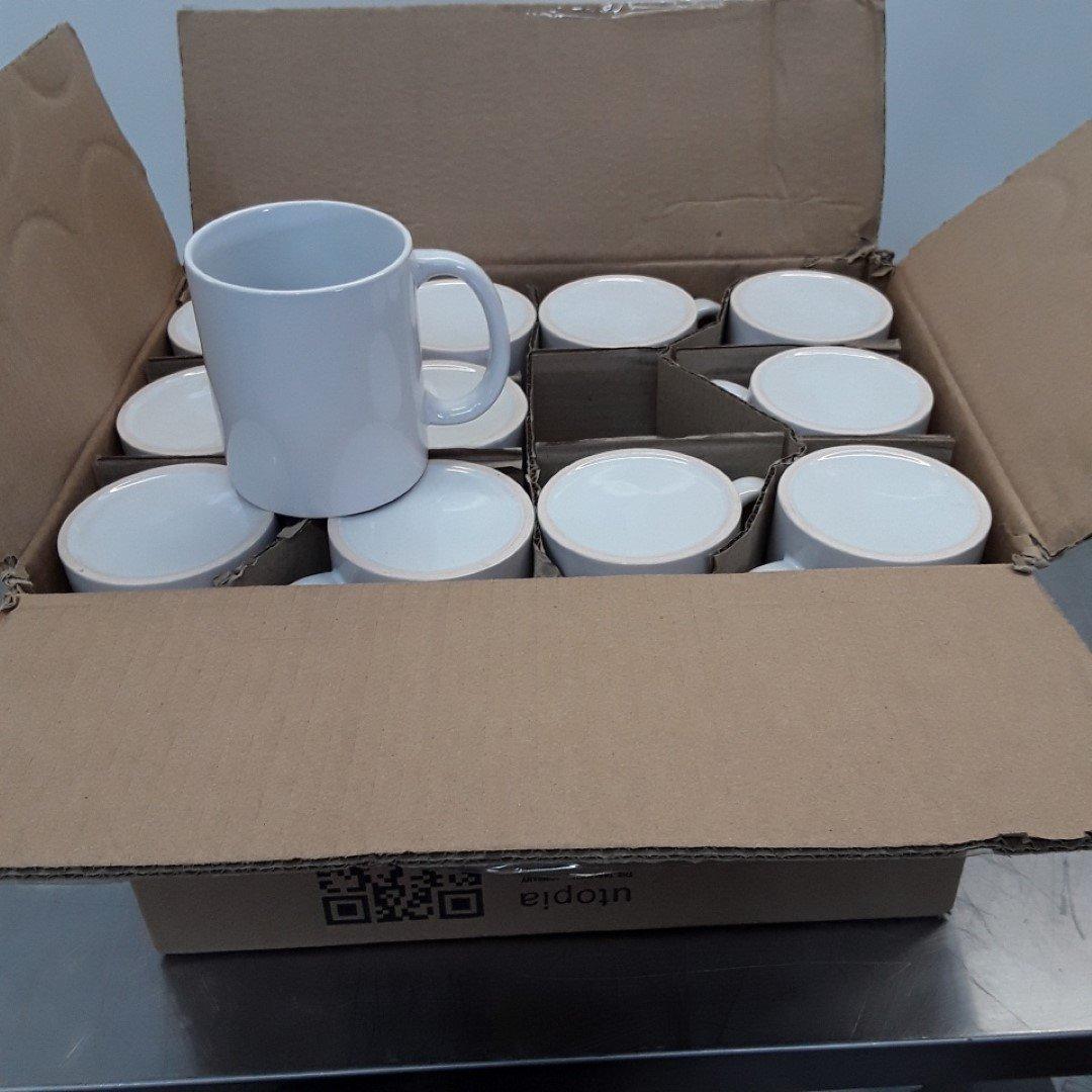 Brand New Utopia E90037 48 X Mugs For Sale