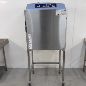 Used Socamel Thermatronic 4 Regeneration Oven For Sale