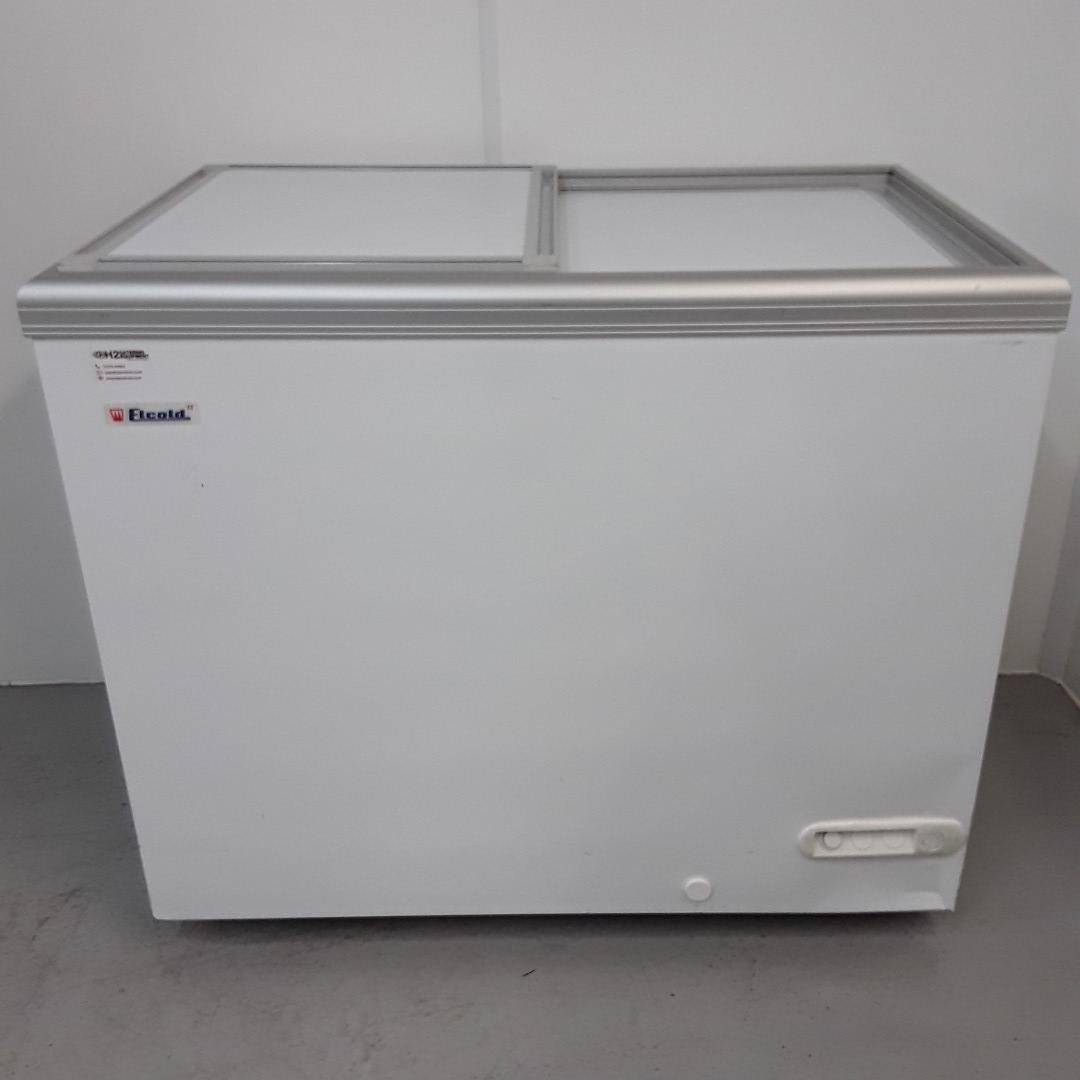 Used Elcold E21SLE Battery Chest Freezer For Sale
