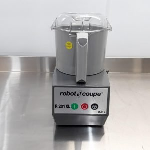 New B Grade Robot Coupe R201XL Food Processor Heavy Duty For Sale