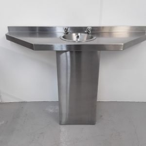 Used   Stainless Hand Sink For Sale