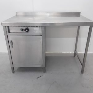Used   Hot Cupboard Table For Sale