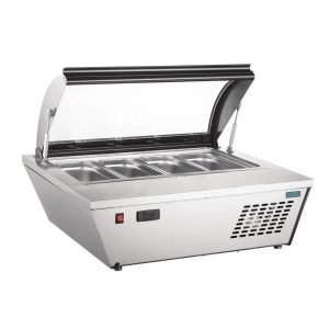Brand New Polar DB319 Polar Ice Cream Display For Sale