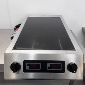 Used   Double Induction Hob For Sale
