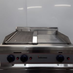 Brand New Infernus HGT-S Char Grill Griddle For Sale
