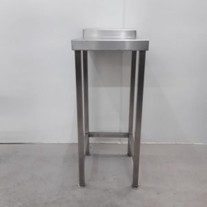 Used   Stainless Infill Table For Sale