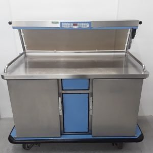 Used Colston Hostess Hot Cold Trolley For Sale