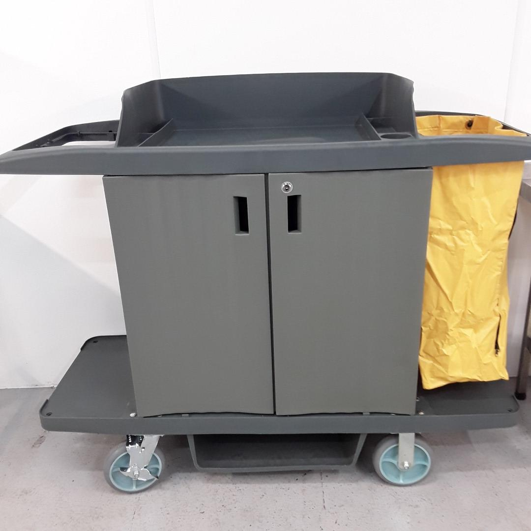 Ex Demo Rubbermaid  Laundry Trolley For Sale