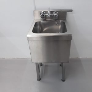 Used   Single Bar Sink For Sale