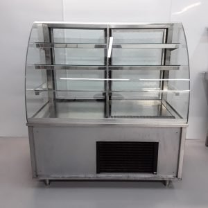 Used Delfield Sadia AB1 Chilled Ambient Cake Display For Sale
