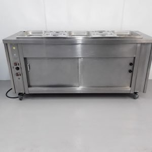 Used   Hot Cupboard Bain Marie Dry For Sale