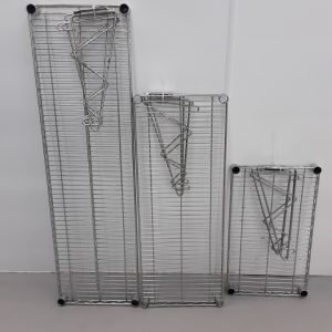 Used Vogue  3 x Shelves For Sale