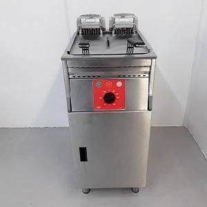 Used FriFri YF41102 Double Fryer Filter For Sale
