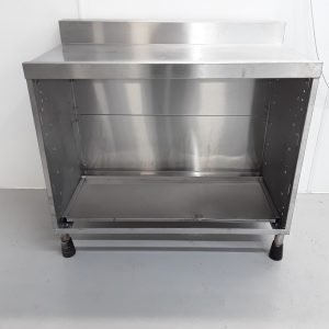 Used   Stainless Bar Table For Sale
