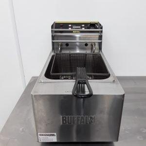 Used Buffalo L490 Fryer For Sale