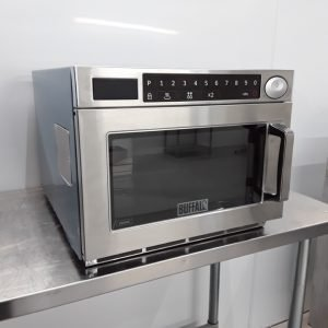 New B Grade Buffalo GK640 Microwave Programmable 1850w For Sale