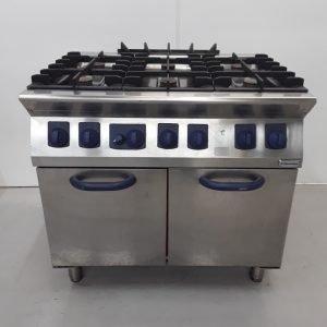 Used Electrolux TCF G9UK 6 Burner Range Cooker For Sale