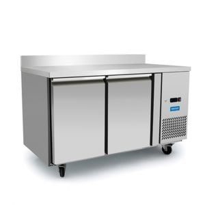 Brand New Arctica HEF140 Bench Fridge With Upstand For Sale